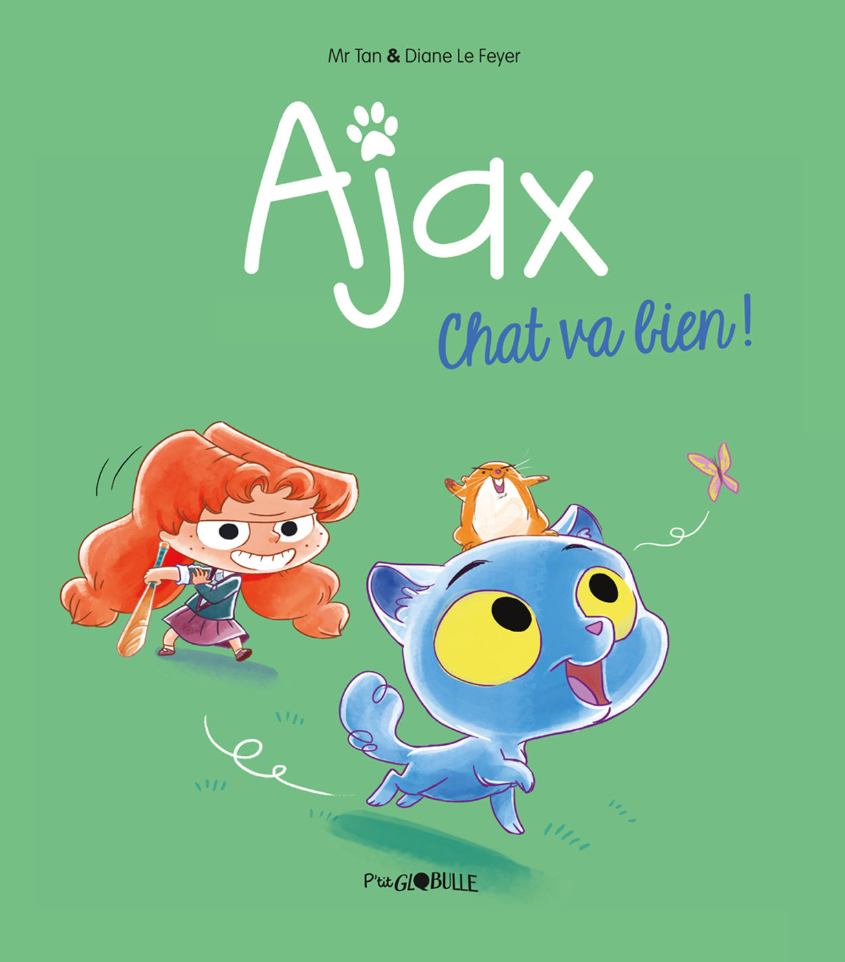 Image à la une de l'article « Ajax, Chat va bien ! »