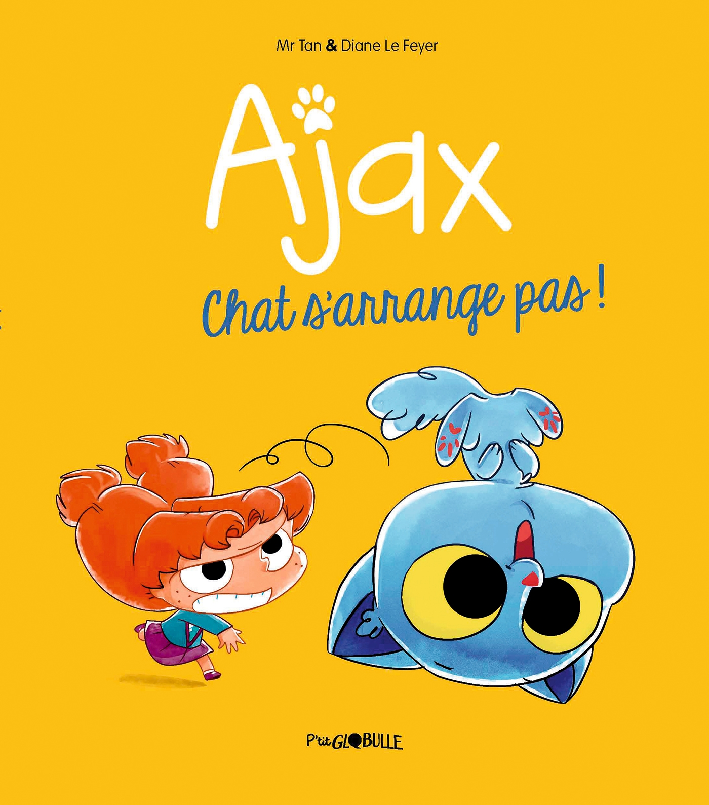 Couverture Ajax tome 2